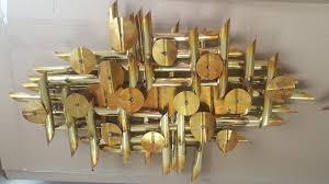unbelievable design brass wall art home pictures metal mid century brutalist sculpture in decor artwork india on mid century wall art metal with unbelievable design brass wall art home pictures metal mid century
