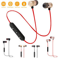 Wireless <b>Bluetooth Earphones Sport Running Headphones</b> Stereo ...