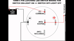 19mm led latching switch wiring diagram 5 Wire Plug Diagram How to Wire 7 Pin Trailer Plug