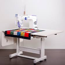 Juki TL-2200QVP-S Long Arm Quilting Machine with Sit Down Table ... &  Adamdwight.com