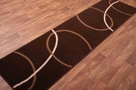 modern rug runners for hallways adorable brown runner rug chocolate brown long hall runner rugs