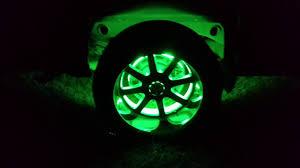 Wheel Lights Oracle Wheel Lights Youtube