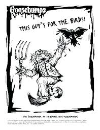scarecrow coloring pages printable scarecrow coloring pages page scholastic gooseps free col scarecrow color pages