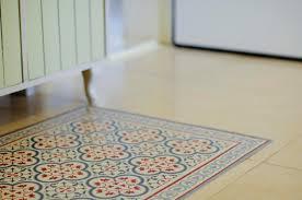 Vinyl Kitchen Floor Mats Pvc Vinyl Mat Tiles Pattern Decorative Linoleum Rug Kitchen Mat