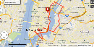 the 6 best running routes in new york city Map A Running Route On Google Maps Map A Running Route On Google Maps #12 map running route on google maps