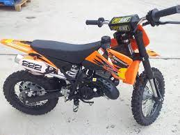 Pitbike Supermoto High Performance 50cc Children Bike As Good As Ktm Its An Pit Bike By Supermoto For Kids With High Performanc Kids Bike Pit Bike Supermoto
