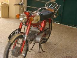 my dad s 1970 yamaha 100cc one and only