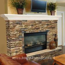 awesome faux stone panels interior designs with another great example of appl
