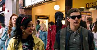 And suffered a minor wardrobe malfunction! Lana Condor As Jubilee In X Men Apocalypse On Make A Gif