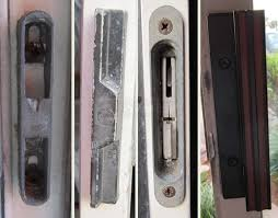 sliding door glass repair and patio