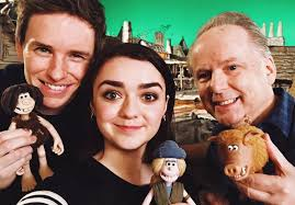 Early To An Interview Cs Interview Aardmans Nick Park Talks Directing Early Man