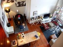 Tiny 432 Sq Ft Lower East Side Studio Maximizes Space With A Few Space Saving Tiny Apartment New York