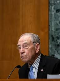 Grassley says position on Supreme Court ...