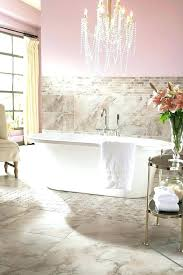 chandelier over bathtub chandeliers