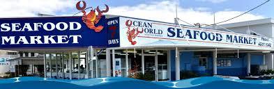 Ocean World Seafood Market Cairns