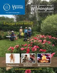 Ud Osher Wilmington Catalog Fall 2016 By University Of