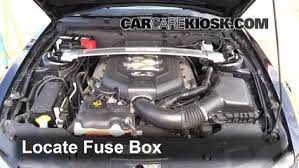 replace a fuse 2010 2014 ford mustang 2012 ford mustang gt 5 0l replace a fuse 2010 2014 ford mustang 2012 ford mustang gt 5 0l v8 coupe