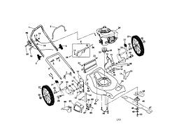Honda gc160 parts diagram poulan model pr55hy21ca walk behind lawnmower gas genuine parts of honda gc160