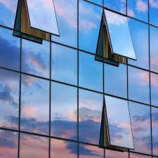 10m² 100 X 91cm Spiegelfolie Silber Tönungsfolie Sonnenschutz