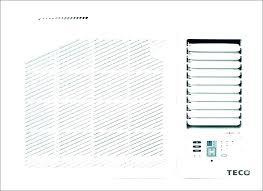 Window Air Conditioner Btu Chart Iniciodesesion Co