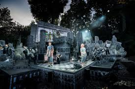 Little Shop Of Horrors Open Air Theatre Tickets London