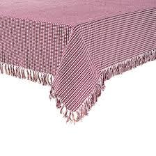homespun woven tablecloth 355815