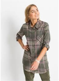 <b>Женские блузки</b> с длинным рукавом на bonprix!