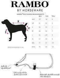 Horseware Rambo Deluxe Fleece Dog Rug 200g
