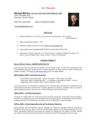 Resume Vs Vita Resume For Study