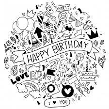 誕生日 に関する無料ベクター画像 Aiepsフォーマットで50000個