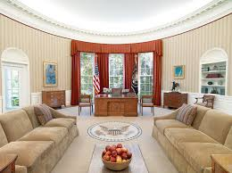 oval office furniture. Charming White House Furniture The Oval Office: Staging History Office R