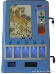 Single Cigarette Vending Machine Mesmerizing Single Cigarette Electronic Cigarette Pen Vending Machine AV