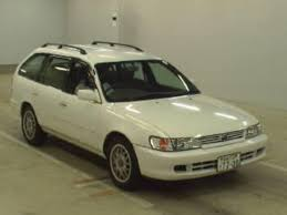 1998 Toyota Corolla Wagon Pictures