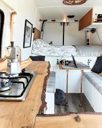Van Conversion Interior Design The Perfect Way Campervan Interior Design Ideas 51 Van