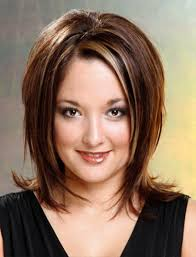 Fat Woman Hair Style Women Hairstyles Hairstyles For Fat Female Faces Hairstyles For 5205 by stevesalt.us