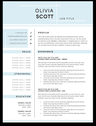 6 Skills Based Resume Templates How To Write The Perfect One