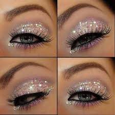 what better way to ring in the new year than being smothered in glitter check out some of this year hottest new year eve makeup ideas