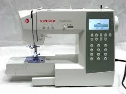 Singer Signature 9340 Sewing Machine