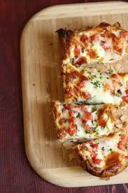 homemade french bread pizza. Exellent Pizza Pesto And Tomato French Bread Pizza  Make Delicious Homemade Pizza In  Minutes Itu0027s Easy For Homemade A