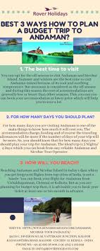 How To Budget For A Trip Best 3 Ways How To Plan A Budget Trip To Andaman 1