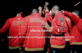 list of sports teams atlanta hawks land on googles list of most searched sports teams in