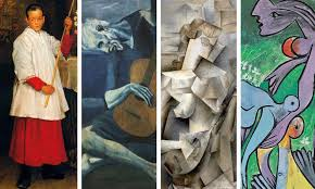pablo picasso periods picasso famous paintings