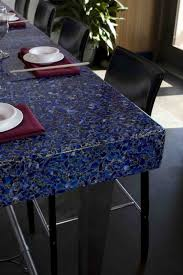 cobalt skyy with patina vetrazzo countertops bay area
