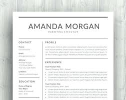 Resume Designs Templates – Resume Bank