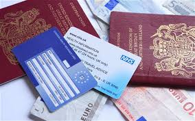 Most au pairs can be treated under the n.h.s., although caregivers from countries which do not have a reciprocal agreement with great britain should arrange for private cover before arriving in england. Abroad Sick Make Sure You Have Your Ehic