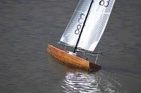 rc sailboats remote control model sailboat radio control model sailboats rc pond yacht wood