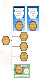 Bee Behaviour Chart Exams And Assessments Of The Bbka British Beekeepers