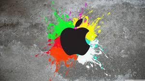 Colorful Apple Ultra HD Desktop ...