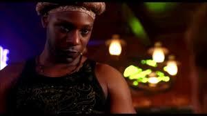 AIDS BURGER my favorite scene Lafayette R.I.P. Nelsan Ellis.