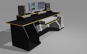 recording studio desk plans diy home with regard to inspirations 5